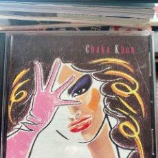 CDs de Música: CHAKA KHAN-I FEEL FOR YOU-1985-9 25162 2 USA-RARA VERSION. Lote 269960868