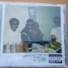 CDs de Música: KENDRICK LAMAR GOOD KID, M.A.A.D. CITY CD. Lote 269973588