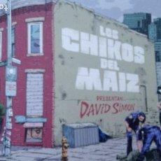 CDs de Música: LOS CHIKOS DEL MAIZ PRESENTAN DAVID SIMON CD. Lote 269973648