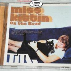 CDs de Música: MISS KITTIN, ON THE ROAD, CD TERMINAL M, 2001, MIXED, TRANCE, TRIBAL. Lote 269974103