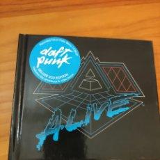 CDs de Música: 2CDS DAFT PUNK. ALIVE 2007. DELUXE 2CD EDITION. Lote 269980168