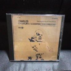 CDs de Música: CHARLES CHAPLIN-LA CONDESA DE HONG KONG.. Lote 269994448
