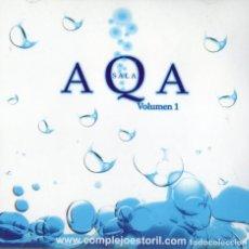 CDs de Música: AQA - VOL.1 - MIXED BY; RAMON AGUDO Y JAVI REINA. Lote 270094788