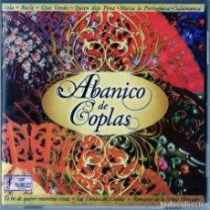 CDs de Música: ABANICO DE COPLAS - VARIOS. Lote 270109993