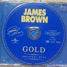 CDs de Música: JAMES BROWN GOLD CD. Lote 270122853