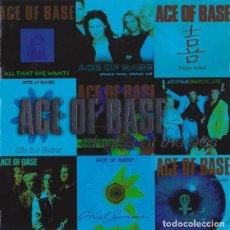 CDs de Música: CD ACE OF BASE SINGLES OF THE 90S 16 TEMAS CD COMO NUEVO AQUITIENESLOQUEBUSCA ALMERIA. Lote 270126843