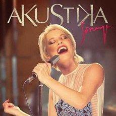 CDs de Música: PACK SORAYA AKUSTIKA COMO NUEVO 2 CDS + DVD AQUITIENESLOQUEBUSCA ALMERIA. Lote 270129198