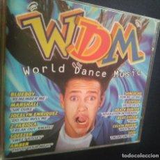 CDs de Música: WORLD DANCE MUSIC. DISCO PERFECTO. Lote 270172108