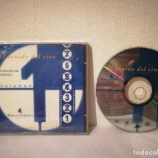 CDs de Música: CD ORIGINAL - EL SONIDO DEL CINE - BSO - VOLUMEN 1 - EL BARBERO DE SEVILLA. Lote 270186618