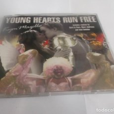 CDs de Música: CD-SINGLE.- KYM MAZELLE - YOUNG HEARTS RUN FREE - 4 TEMAS 1996 - MADE IN UK. Lote 270192368