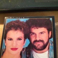CD de Música: RAR CD. PIMPINELA. HAY AMORES...Y AMORES. 1989. EPIC. Lote 270194518