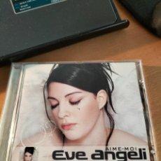 CDs de Música: RAR CD. EVE ANGELI. AIME-MOI. Lote 270197033