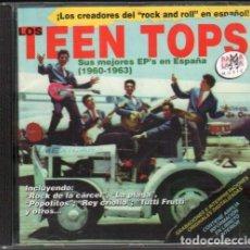 CDs de Música: TEEN TOPS - SUS MEJORES EP'S EN ESPAÑA (1960-1963) / CD ALBUM DE 1998 / BUEN ESTADO RF-10065. Lote 270212948