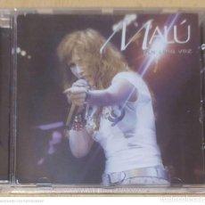 CDs de Música: MALU (POR UNA VEZ) CD 2004 - ALEJANDRO SANZ, ANTONIO OROZCO, DAVID DEMARIA, PEPE Y PACO DE LUCIA. Lote 270214698