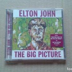 CDs de Música: ELTON JOHN - THE BIG PICTURE CD 1997. Lote 270245013