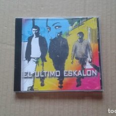CDs de Música: EL ULTIMO ESKALON - MAKETA CD 2008. Lote 270245633