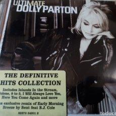 CDs de Música: DOLLY PARTON ULTIMATE. Lote 270353658
