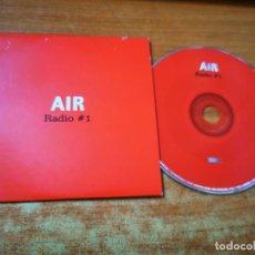 CDs de Música: AIR RADIO # 1 CD SINGLE PROMO DEL AÑO 2001 PORTADA DE CARTON CONTIENE 1 TEMA. Lote 270360593