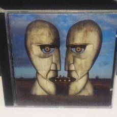 CDs de Música: PINK FLOYD - THE DIVISION BELL BUEN ESTADO. Lote 270367108