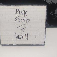 CDs de Música: PINK FLOYD - THE WALL ED. LIMITADA 2 CD´S BUEN ESTADO. Lote 270367433