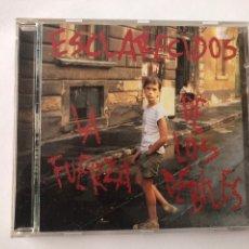 CDs de Música: CD ESCLARECIDOS - LA FUERZA DE LOS DÉBILES. Lote 270373153