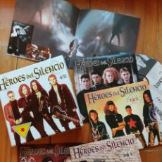 CDs de Música: (SOLO 2 CDS) HÉROES DEL SILENCIO. CAJA CDS EDICIÓN DEL MILENIO. FALTAN CD 3 Y CD 4. Lote 270391778