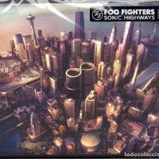 CDs de Música: FOO FIGHTERS (SONIC HIGHERS ) DIGIPACK CD. Lote 248971905