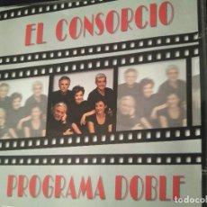 CDs de Música: EL CONSORCIO. PROGRAMA DOBLE. PERFECTO ESTADO. Lote 270396413