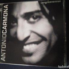 CDs de Música: ANTONIO CARMONA. VENGO VENENOSO. PERFECTO ESTADO. Lote 270397593