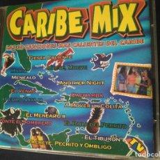 CDs de Música: CARIBE MIX. DOBLE CD EN PERFECTO ESTADO. Lote 270400038