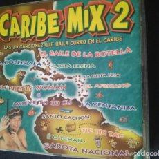 CDs de Música: CARIBE MIX 2. DOBLE CD EN PERFECTO ESTADO. Lote 270400223