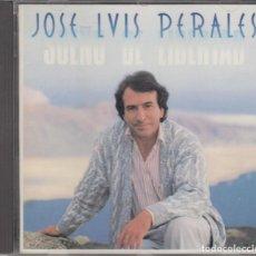 CDs de Música: JOSÉ LUIS PERALES CD SUEÑO DE LIBERTAD 1987. Lote 270400753