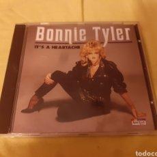 CDs de Música: CD BONNIE TYLER. IT' A HEARTACHE. Lote 270404313
