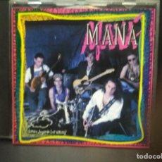 CDs de Música: MANA (DONDE JUGARAN LOS NIÑOS?) CD 1992 WEA PEPETO. Lote 270404468
