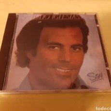 CDs de Música: CD JULIO IGLESIAS. SON.. Lote 270405228