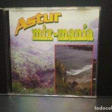 CDs de Música: ASTUR MIX MANIA CD ALBUM ASTURIAS COMO NUEVO¡¡ PEPETO. Lote 270405348