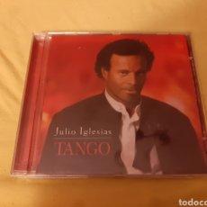 CDs de Música: CD JULIO IGLESIAS. TANGO.. Lote 270405368