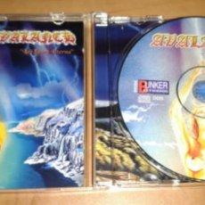 CDs de Música: AVALANCH CD LA LLAMA ..1º PRESS, BUNKER RECORDS 1997-MAGO DE OZ-SAUROM-ALQUIMIA-SAVIA-SOBER. Lote 270405428