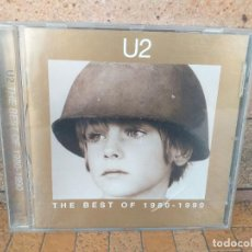 CDs de Música: THE BEST OF 1980-1990 (CD) DISCO EN PERFECTO ESTADO, CON LIBRITO. Lote 270406383