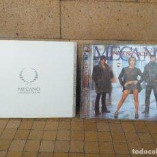 CDs de Música: LOTE MECANO 4 CD'S + DVD DISCOS EN PERFECTO ESTADO. Lote 270407103