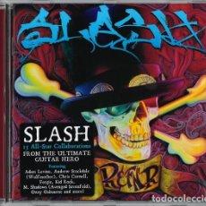 CDs de Música: SLASH - SLASH (CD, ALBUM) (ROADRUNNER RECORDS) RR 7795-2 (D:NM). Lote 200838233