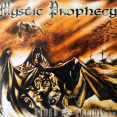 CDs de Música: MYSTIC PROPHECY - NEVER ENDING (CD, ALBUM) (NUCLEAR BLAST) NB 1316-2 (D:NM). Lote 200839206