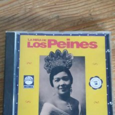 CDs de Música: LA NIÑA DE LOS PEINES (C12). Lote 270555088