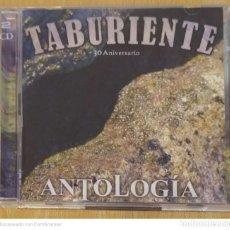 CDs de Música: TABURIENTE (ANTOLOGIA - 30 ANIVERSARIO) CD + DVD 2004. Lote 270566358