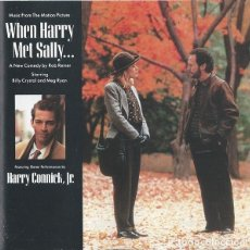 CDs de Música: HARRY CONNICK, JR. - MUSIC FROM THE MOTION PICTURE WHEN HARRY MET SALLY - CD. Lote 270566888