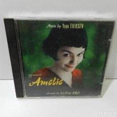 CDs de Música: DISCO CD. YANN TIERSEN – AMELIE. COMPACT DISC.. Lote 270567468
