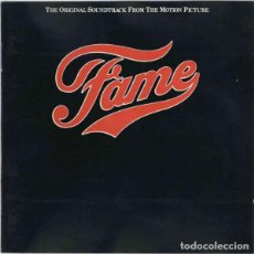 CDs de Música: FAMA / FAME - THE ORIGINAL SOUNDTRACK FROM THE MOTION PICTURE - CD. Lote 270567883