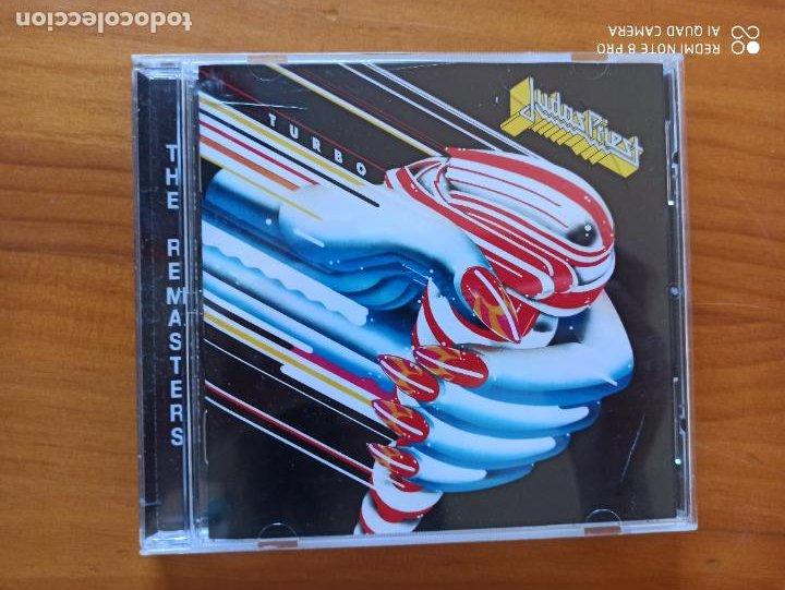 CD JUDAS PRIEST - TURBO (EN) (Música - CD's Heavy Metal)
