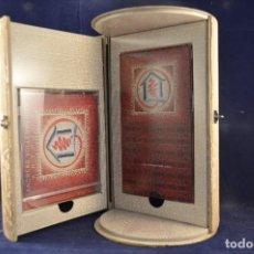 CDs de Música: ANDREAS VOLLENWEIDER - KRYPTOS (EDICIÓN LIMITADA NO. 360 DE 1000) - CD + VHS. Lote 270596748