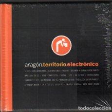 CD de Música: ARAGON - TERRITORIO ELECTRONICO / CD ALBUM + LIBRO / PRECINTADO. PERFECTO ESTADO RF-10082. Lote 270599888